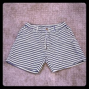 Chubbies striped shorts